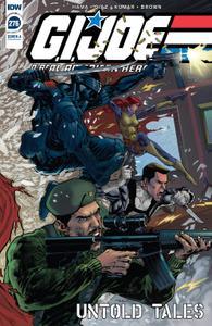 G I Joe-A Real American Hero 276 2020 Digital