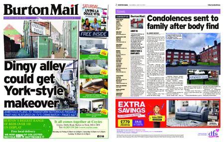 Burton Mail – June 22, 2019