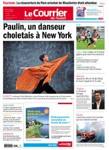 Le Courrier de l'Ouest Cholet – 09 mai 2021