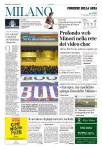 Corriere della Sera Milano – 20 gennaio 2019