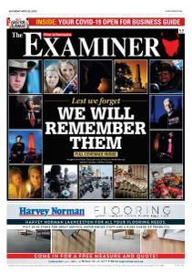 The Examiner - April 25, 2020