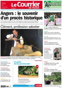 Le Courrier de l'Ouest Cholet – 05 mai 2019