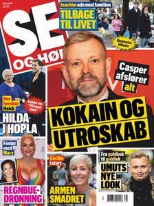 SE og HØR – 07. oktober 2020