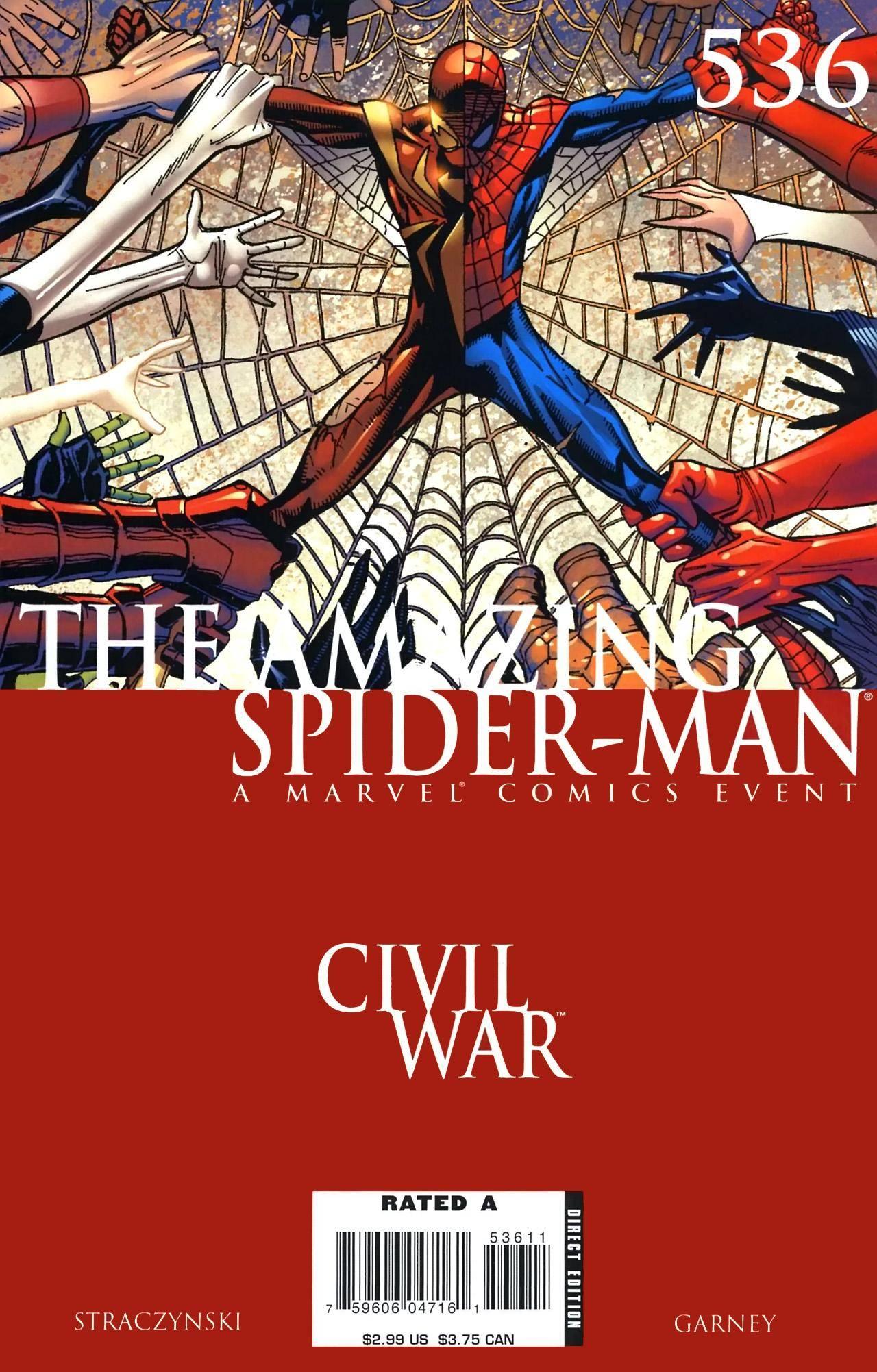 Amazing Spider-Man 536