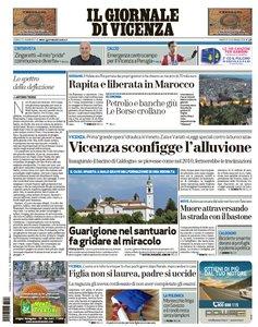 Il Giornale Di Vicenza - 19 Gennaio 2016