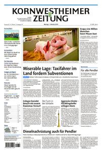 Kornwestheimer Zeitung - 01. Oktober 2018