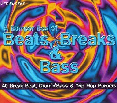 v a a bumper box of beats breaks bass 4cd box set 1999 avaxhome. Black Bedroom Furniture Sets. Home Design Ideas