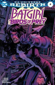 Batgirl  the Birds of Prey 004 2017 2 covers Digital Zone-Empire
