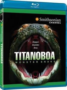 Titanoboa: Monster Snake (2012)