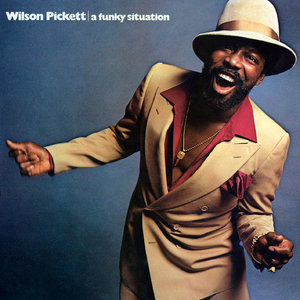 Wilson Pickett - A Funky Situation (1978/2012) [Official Digital Download 24-bit/96 kHz]
