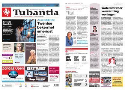 Tubantia - Hengelo – 16 december 2017