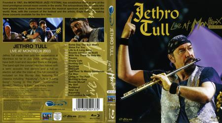 Jethro Tull - Live At Montreux 2003 (2008) [Blu-ray 1080i + DVD]
