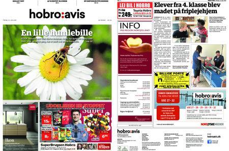 Hobro Avis – 25. juni 2019