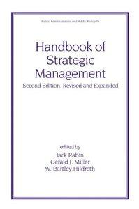 Handbook of Strategic Management, Second Edition (Repost)