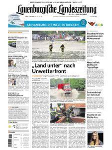 Lauenburgische Landeszeitung - 11. Mai 2018