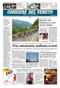 Corriere del Veneto Vicenza e Bassano – 31 maggio 2019