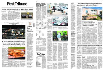 Post-Tribune – November 25, 2019