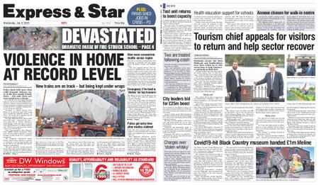 Express and Star City Edition – July 08, 2020