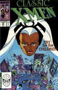 Classic X-Men 028 1988