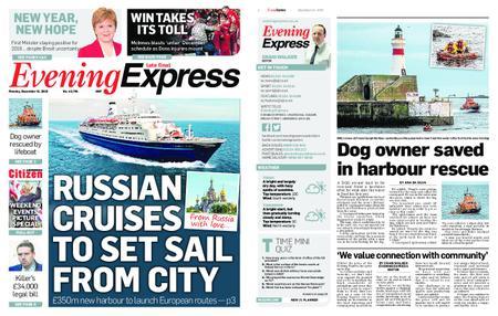 Evening Express – December 31, 2018