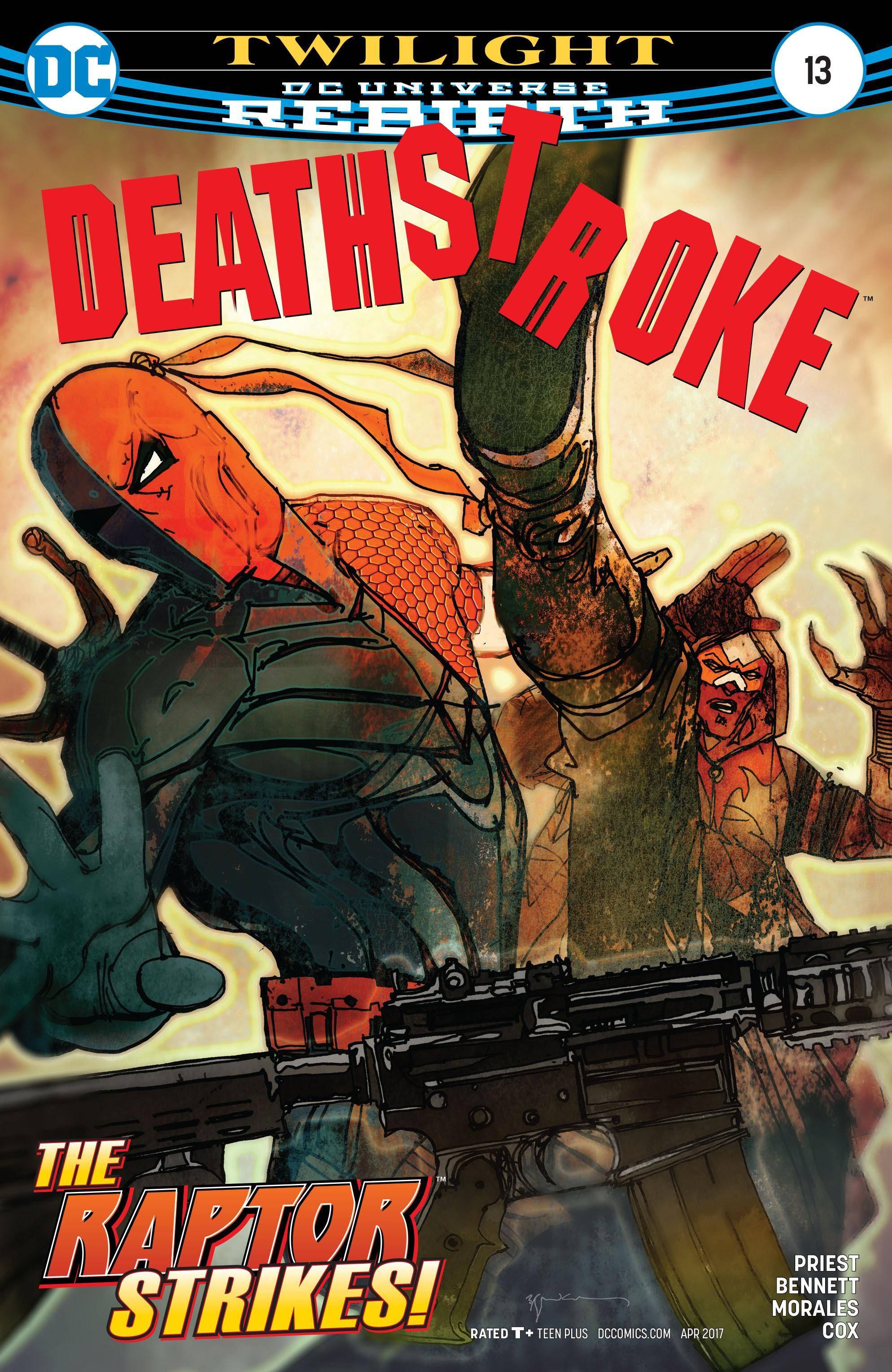 Deathstroke 013 2017 2 covers Digital Zone-Empire