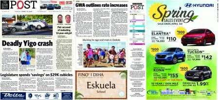 The Guam Daily Post – April 18, 2019
