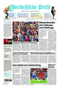 Oberhessische Presse Marburg/Ostkreis - 17. August 2019