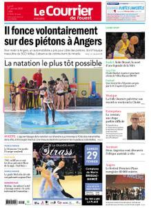 Le Courrier de l'Ouest Angers – 27 janvier 2020