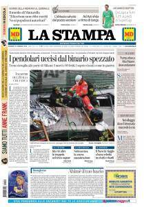 La Stampa Torino Provincia e Canavese - 26 Gennaio 2018