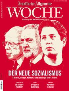 Frankfurter Allgemeine Woche - 10. Mai 2019