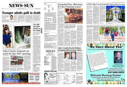 Lake County News-Sun – October 05, 2017