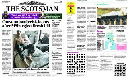 The Scotsman – January 09, 2018