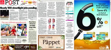 The Guam Daily Post – September 08, 2019