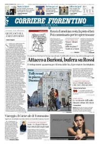 Corriere Fiorentino La Toscana – 20 febbraio 2020