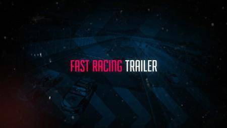 Fast Racing Trailer - Project for After Effects (VideoHive)