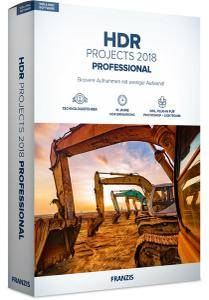 Franzis HDR projects 2018 professional 6.64.02783 (Win/macOS)