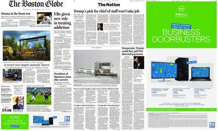 The Boston Globe – December 10, 2018