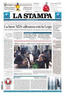La Stampa Torino Provincia e Canavese - 9 Marzo 2018