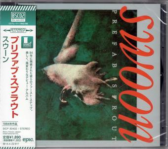 Prefab Sprout - Swoon (1984) {2013, Blu-Spec CD2, Remastered, Japan}