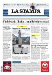 La Stampa Torino Provincia e Canavese - 29 Aprile 2020