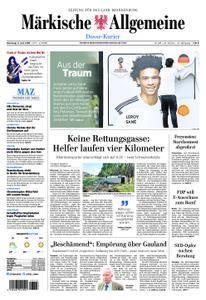 Märkische Allgemeine Dosse Kurier - 05. Juni 2018