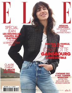 Elle France - 18 octobre 2019