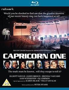 Capricorn One (1977) + Extras