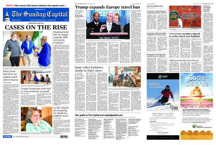 The Capital – March 15, 2020