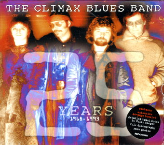The Climax Blues Band - 25 Years: 1968-1993 (1994) 2CDs [Re-Up]