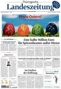 Thüringische Landeszeitung – 20. April 2019