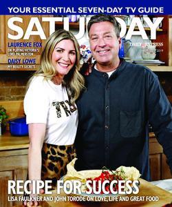 Saturday Magazine – April 20, 2019