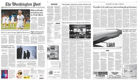 The Washington Post – June 29, 2019