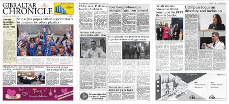Gibraltar Chronicle – 29 January 2020