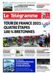 Le Télégramme Brest Abers Iroise – 11 août 2020